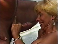 Blowjob, Creampie, Mature