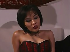 Lesbian, Blonde, Brunette, Foot Fetish, Asian