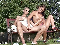 Lesbian, Mature, MILF, Old and Young, Teen