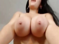 BBW, Big Boobs, Lingerie, Webcam