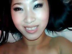 Simply remarkable Amateur asian facial cum exact