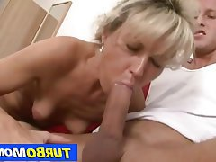 Mature, MILF, Czech, Old and Young, Hairy
