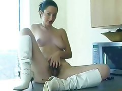 British milf masturbation