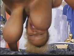 Interracial, Blowjob, Big Boobs