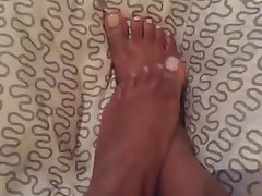 Amateur, Foot Fetish, Mature, POV
