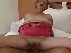 Brazil granny anal