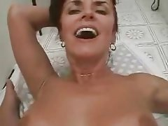 Naked boats shaved pussy