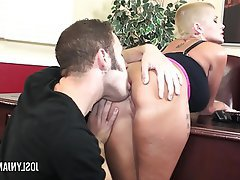 Big Boobs, Blowjob, MILF, Old and Young, Pornstar