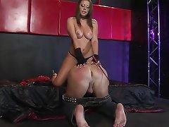 Mistress slave bdsm