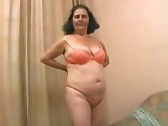 Brazil, Granny, Masturbation