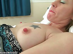 British, Mature, Mature, MILF