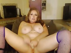Redhead nude mature whore huge tits