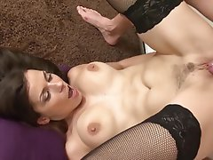 Anal, Brunette, Hardcore, MILF, Old and Young