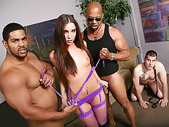 Interracial, Cuckold, Threesome, Big Cock, Big Black Cock