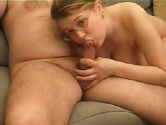 Amateur, BBW, Big Boobs, Blowjob