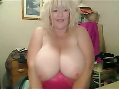 Blonde mature tits videos