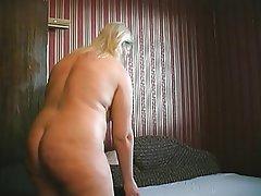BBW, Big Boobs, Granny, Masturbation, Mature