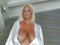 Mature huge tits pov