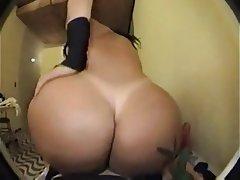 Bbw hard anal sex