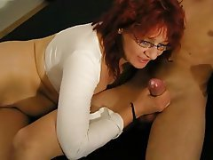 Amateur, Blowjob, German, Mature