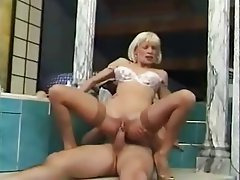 Anal, Blonde, French, Hardcore, MILF