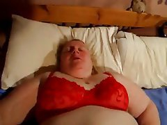 BBW, Blonde, British, Masturbation