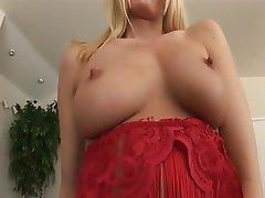 Big Boobs, Blowjob, Bukkake, Facial, Interracial