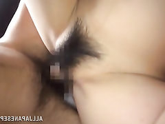 Asian, Babe, Big Tits, Blowjob, Creampie