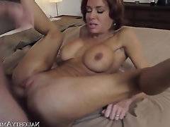 Asian, Ebony, Mature, MILF