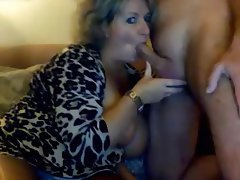 big boobs mature handjob mom