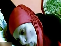 Arab amateur wife blowjob