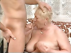 Big Boobs, Granny, Mature