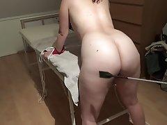 bondage light spanking