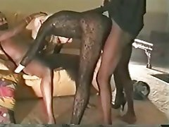 Amateur, Mature, Interracial, Mature, Threesome