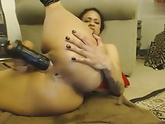 Anal, Masturbation, Webcam