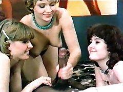 Interracial, Group Sex, Vintage, Cumshot