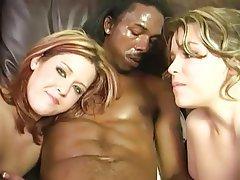 Interracial, Threesome