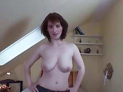 Jodi west sucking cock