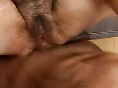 Hairy mature squirting by wf