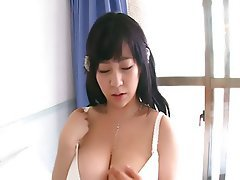 Huge tits asian pov fucking