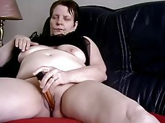 Hot blonde naked xxx blow job