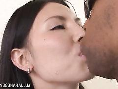 Asian, Babe, Big Tits, Blowjob