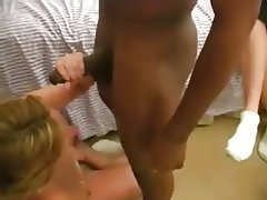 Cuckold, Facial, Interracial, Mature