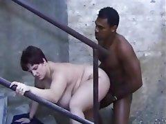BBW, Big Boobs, Big Butts, Interracial