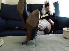 Pantyhose spanish — photo 11