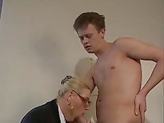 Big Boobs, Blowjob, Mature, MILF, Old and Young