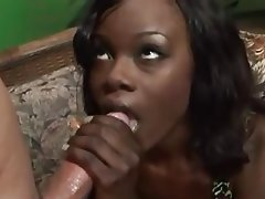 white blowjob Young girl giving