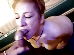 Big Boobs, Blowjob, Facial, Mature, MILF