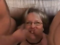 BBW, Big Boobs, Gangbang, MILF, Old and Young