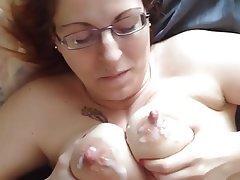Mature redhead cum cumshot, nude amateur bondage